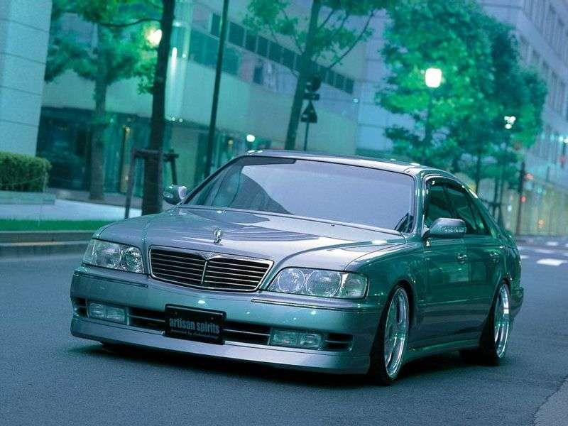 Nissan Cima Y33sedan 3.0 Turbo AT (1996–2001)