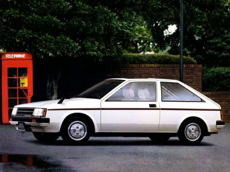 Nissan Pulsar N12hetchbek 3 dv. 1.5 MT (1982–1986)