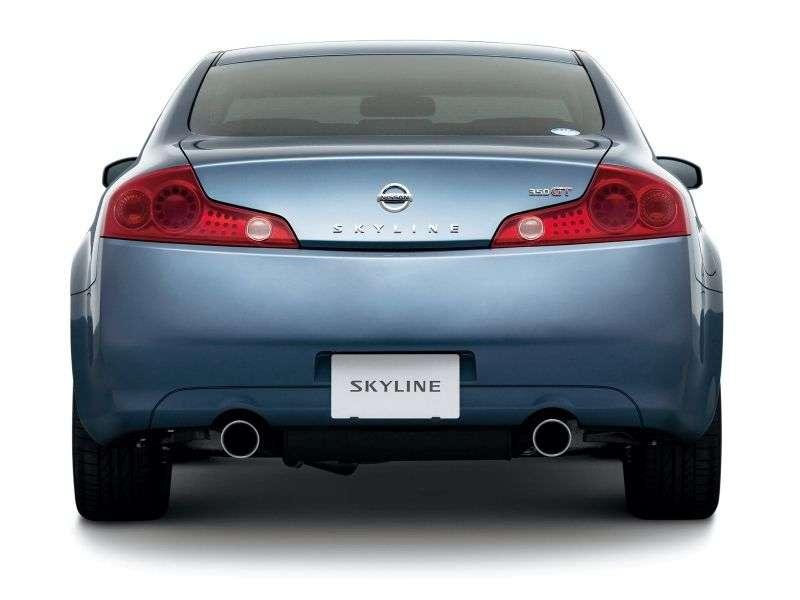 Nissan Skyline V35 Coupe 3.5 GT AT (2004 – n.)