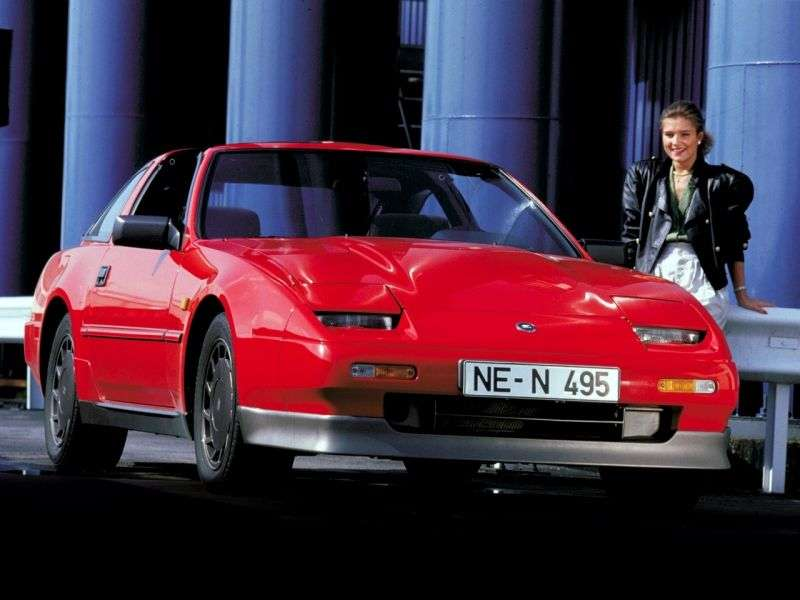 Nissan 300ZX Z31 [restyling] coupe 2.0 turbo MT (1986–1987)