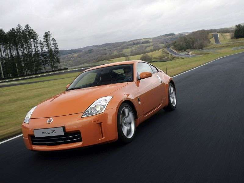 Nissan 350Z Z33kupe 2 dv. 3.5 AT (2001–2005)
