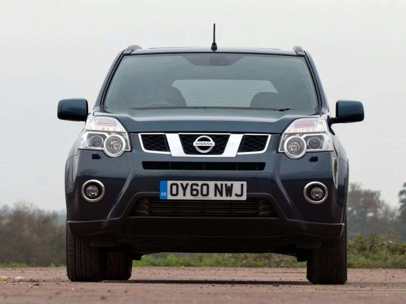 Nissan X Trail T31 [restyling] 2.5 MT crossover AWD SE (  D  ) (2011–2012)