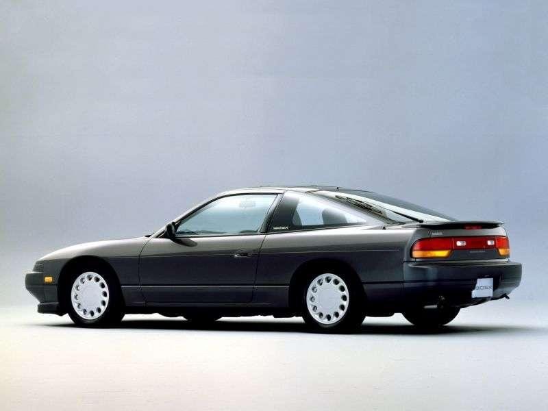 Nissan 180SX RPS13 liftback 1.8 turbo MT (1988–1991)