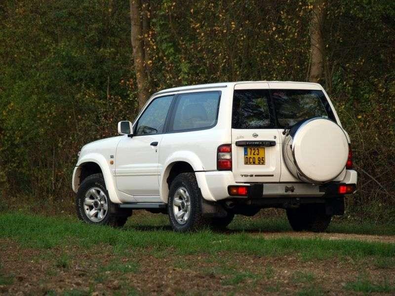 Nissan Patrol Y61 3 bit SUV 4.2 D AT (1997–2004)