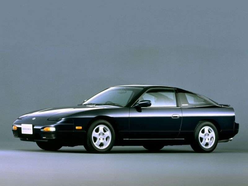 Nissan 180SX RPS13 [restyling] liftback 2.0 AT (1991–1996)