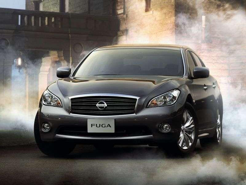 Nissan Fuga Y51 Sedan 2.5 AT (2009 – present)