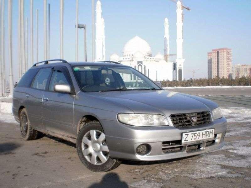 Nissan Avenir W11universal 2.0 CVT (1999–2005)