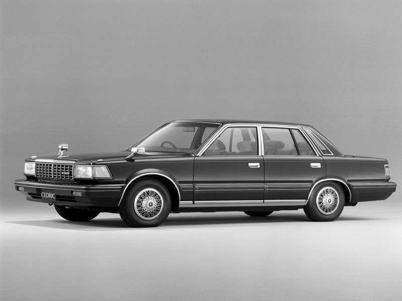 Nissan Cedric Y30sedan 2.8 D MT (1984–1985)