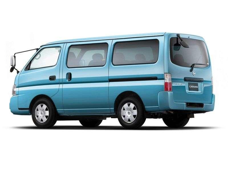 Nissan Caravan E25 Mini Bus 3.0 AT D Super Long (2001–2005)