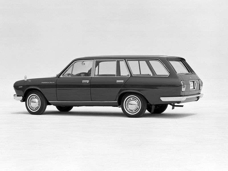 Nissan Cedric 130Universal 2.0 3MT (1965–1968)