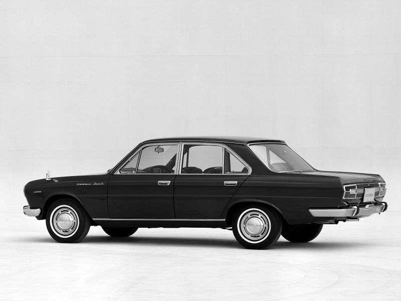 Nissan Cedric 130 [2nd restyling] sedan 2.0 AT (1967–1968)