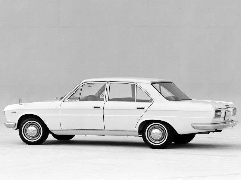 Nissan Cedric 130 [2nd restyling] 2.0 3MT sedan (1967–1968)