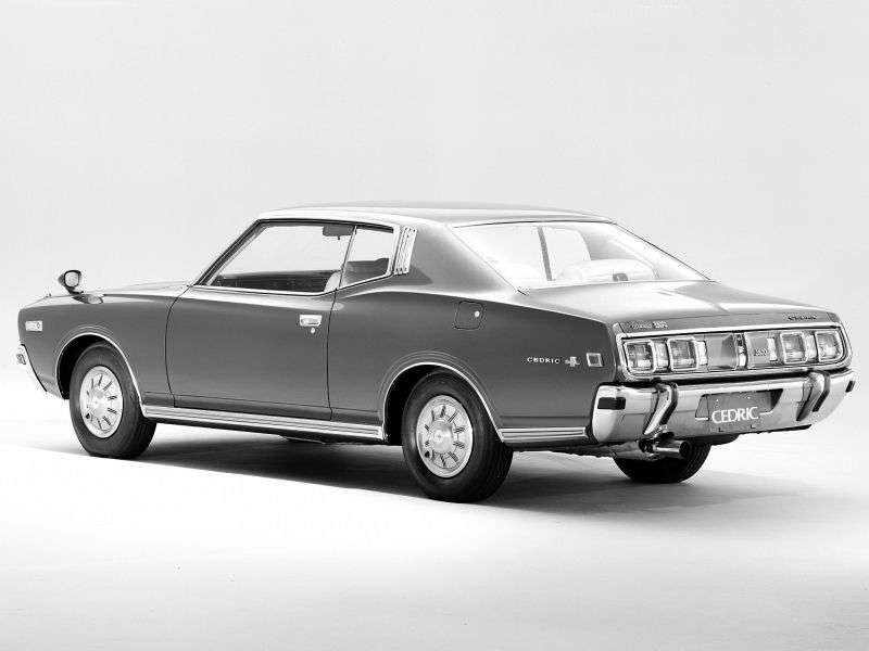 Nissan Cedric 330 Coupe 2.0 MT (1978–1979)