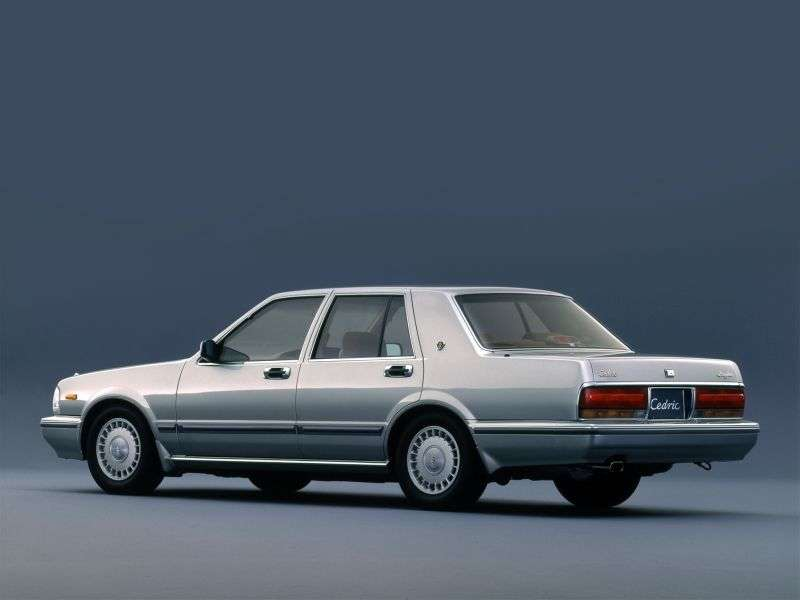 Nissan Cedric Y31 sedan 2.0 MT (1987–1991)