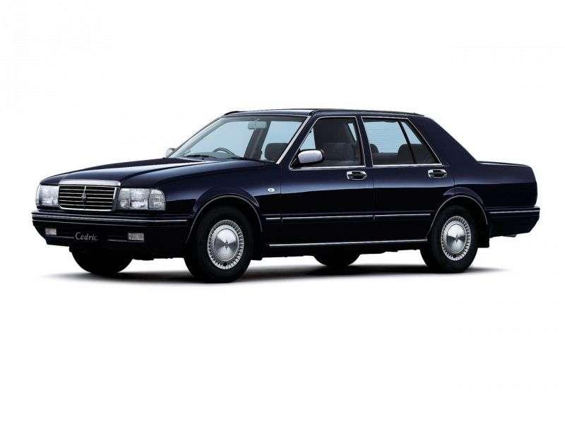 Nissan Cedric Y31 [restyling] sedan 2.0 MT (1998–2002)