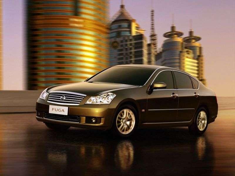 Nissan Fuga Y50sedan 3.5 AT 4WD (2004–2007)