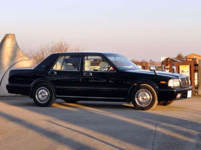 Nissan Cedric Y31 sedan 2.8 D AT (1987 1991)