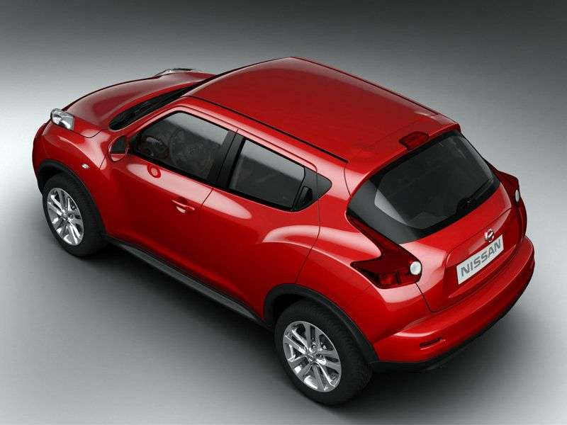 Nissan Juke YF15 crossover 5 dv. 1.6 turbo MT LE (D   BB) (2012) (2011 – current century)