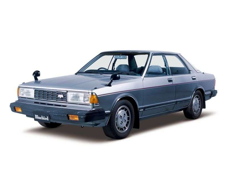 Nissan Bluebird 910hardtop 1.8 MT (1982–1983)