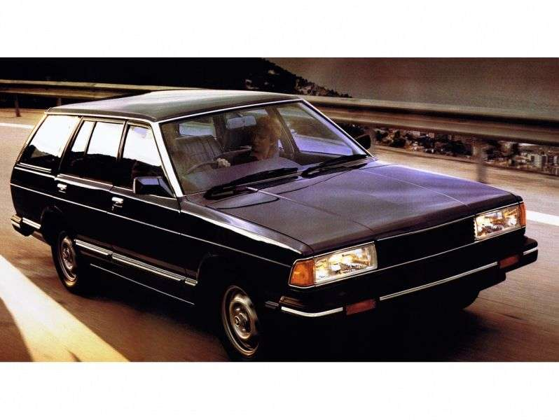 Nissan Bluebird 910universal 1.8 SSS MT (1981–1993)
