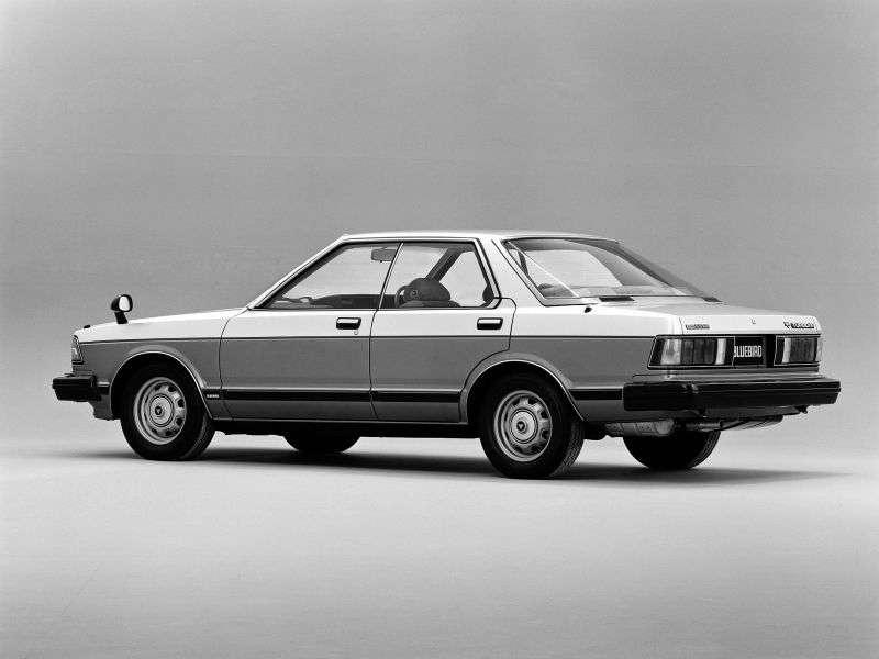 Nissan Bluebird 910hardtop 1.8 T MT (1982–1983)
