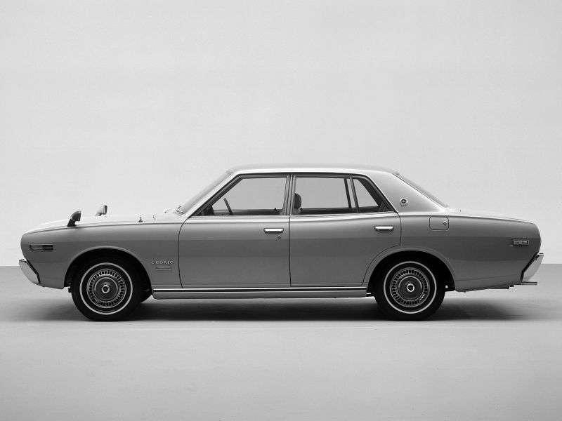 Nissan Cedric 230sedan 2.0 3MT (1971–1975)