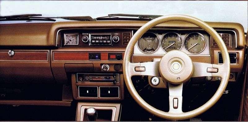 Nissan Bluebird 810 kombi 1.8 MT (1976 1978)