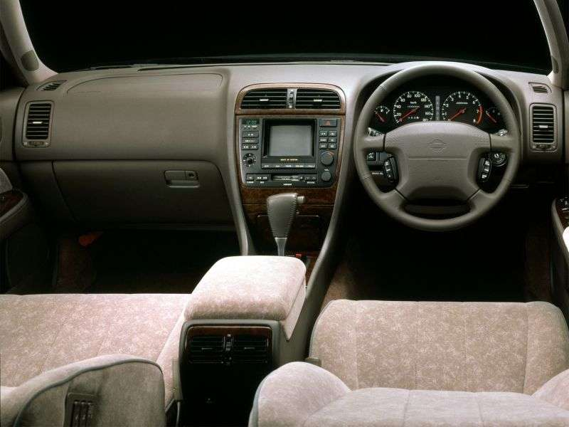 Nissan Cedric Y33sedan 3.0 AT (1996–1997)