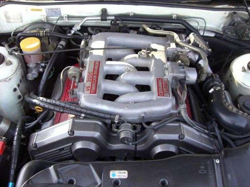 Nissan Cedric Y31Gran Tourismo hardtop 4 bit. 2.0 T AT (1987–1991)