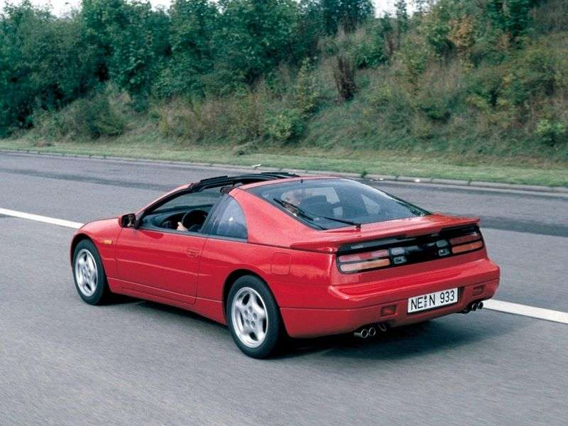 Nissan 300ZX Z32 Coupé 3.0 Twin Turbo AT (1990–1995)
