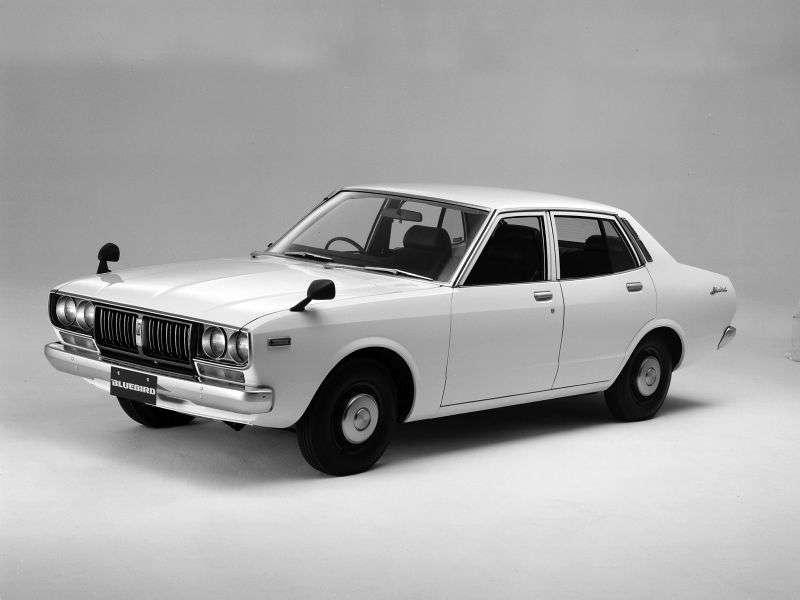 Nissan Bluebird 810sedan 2.4 MT (1977–1978)