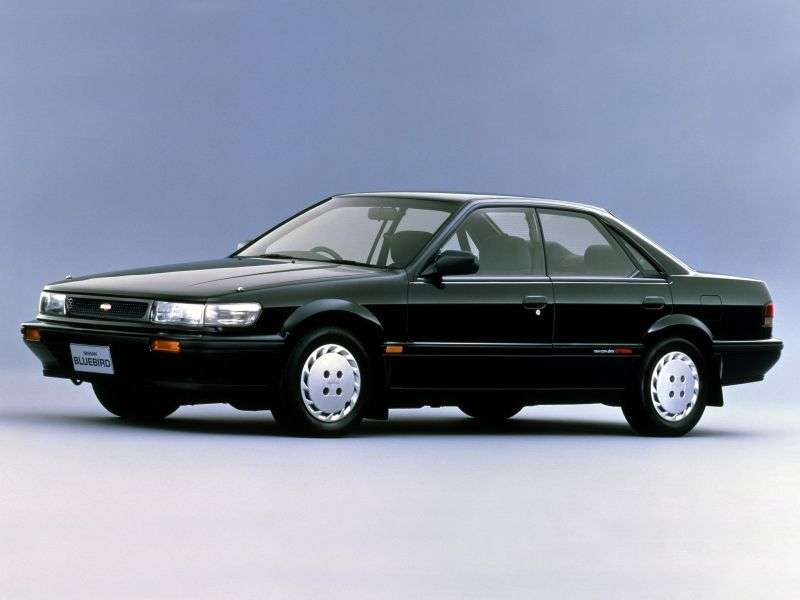 Nissan Bluebird U12hardtop 2.0 D AT (1987–1991)