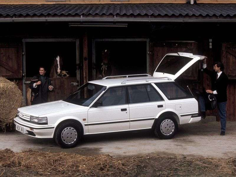 Nissan Bluebird U11universal 2.0 D AT (1984–1988)