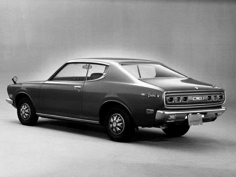 Nissan Bluebird 610hardtop 1.8 SSS AT (1971–1973)
