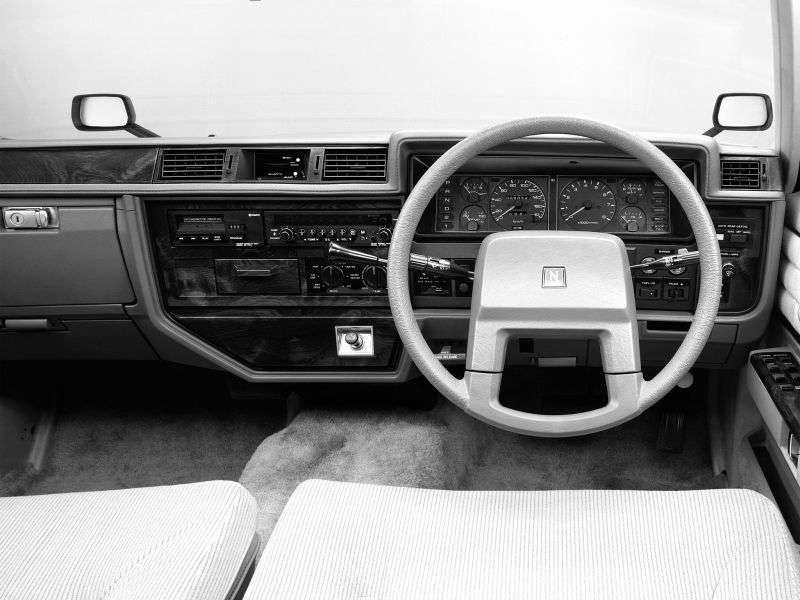 Nissan Cedric 430hardtop 2.0 D AT (1980–1981)