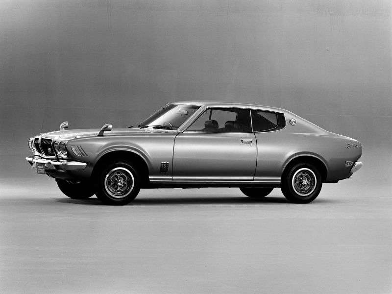 Nissan Bluebird 610 [restyling] 2000 GT hardtop 1.8 SSS 5MT (1973–1976)