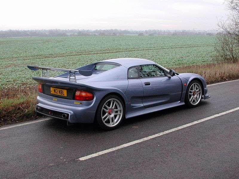 Noble M12 GTO 1st generation Coupe 3.0 AT GTO 3R (2003–2008)