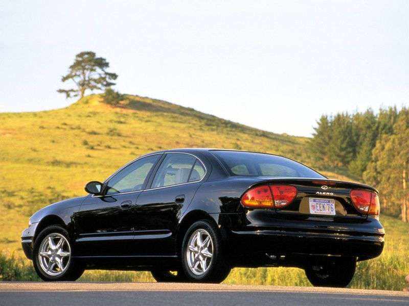 Oldsmobile Alero 1st generation 3.4 AT sedan (1998 – n.)