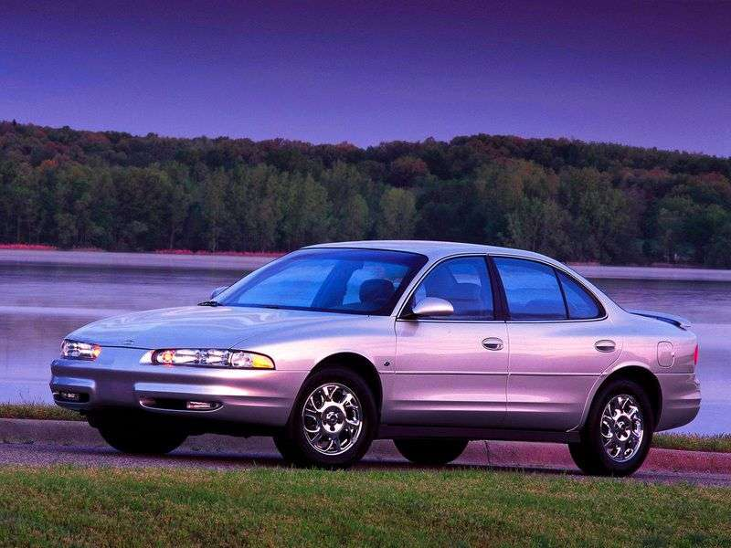 Oldsmobile Intrigue 1st generation 3.5 sedan AT (2000 – n.)
