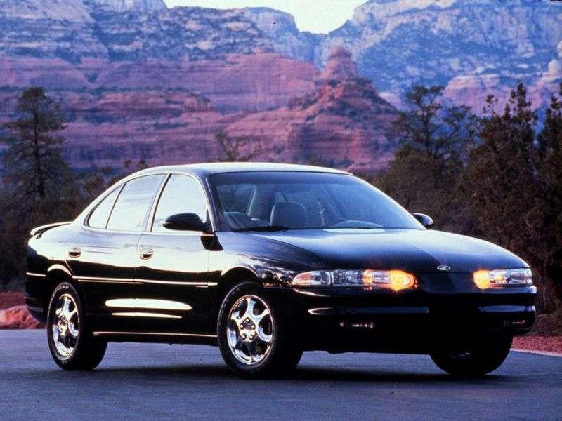Oldsmobile Intrigue 1st generation 3.8 sedan AT (1996–2000)