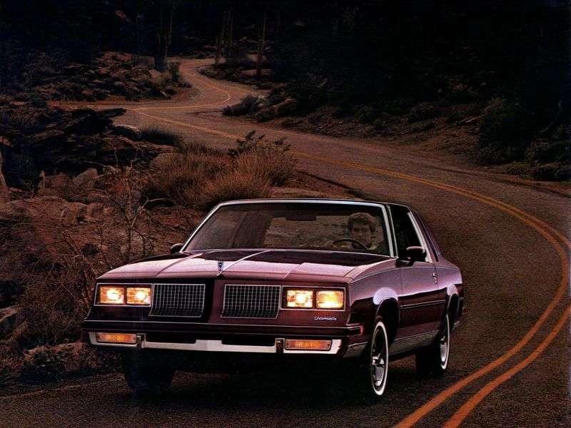 Oldsmobile Cutlass 5th generation Calais coupe 2 bit. 3.3 AT (1990–1994)