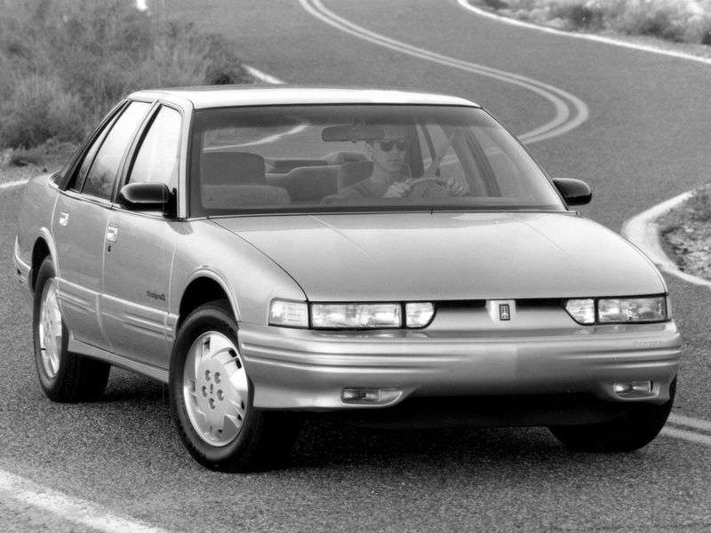 Oldsmobile Cutlass 5th generation Supreme Sedan 3.4 AT (1990–1998)