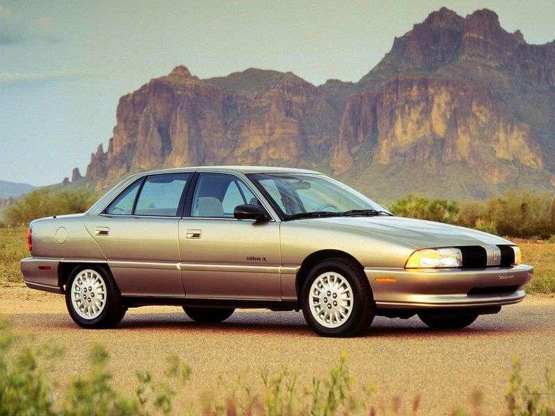 Oldsmobile Achieva 1st generation 2.3 MT sedan (1991–1993)