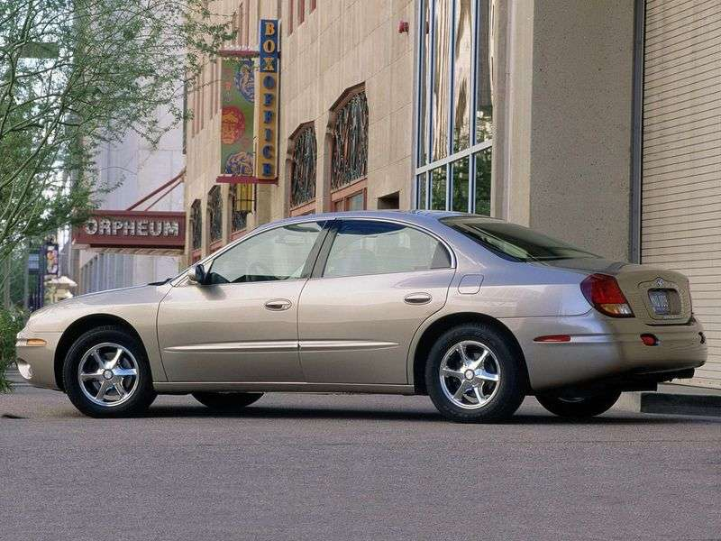 Oldsmobile Aurora sedan drugiej generacji 3.5 AT (2001 2003)