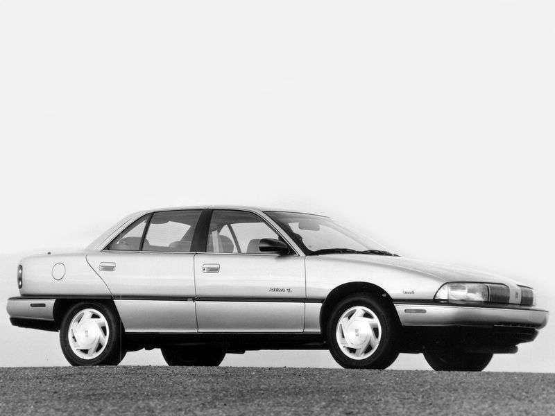 Oldsmobile Achieva 1st generation 2.3 sedan AT (1991–1998)