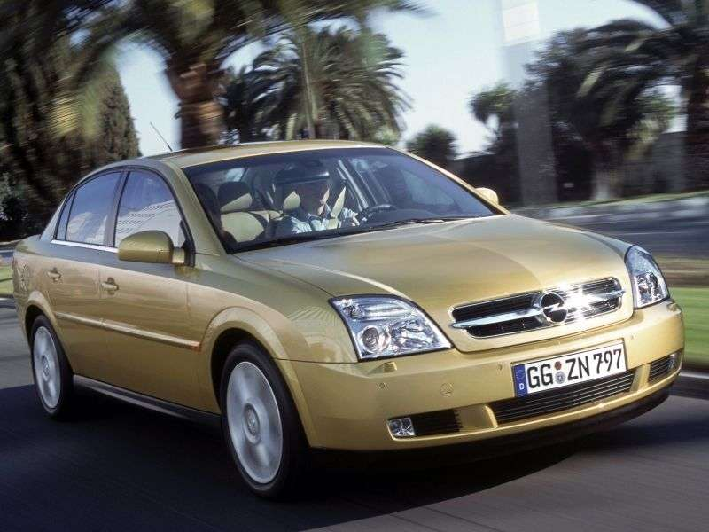 Opel Vectra Csedan 4 bit 2.2 direct AT (2002–2005)
