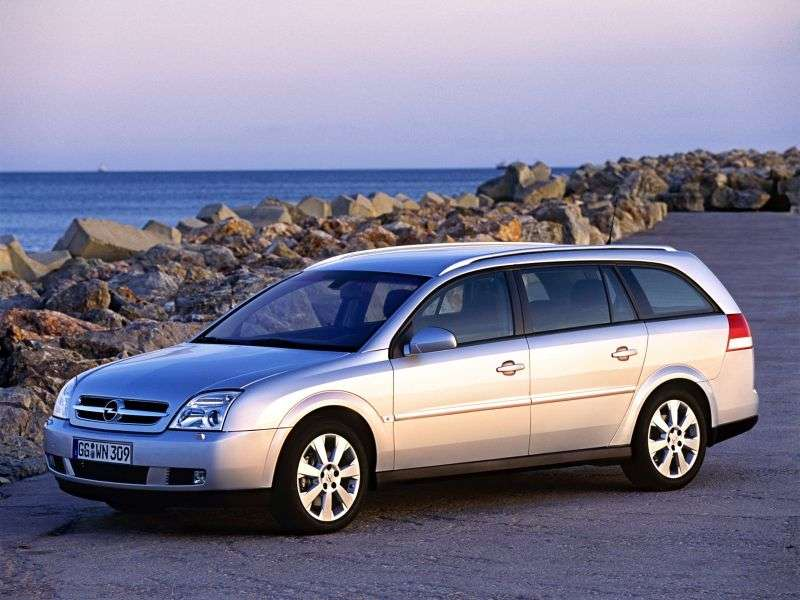 Opel Vectra Universal 2.2 direct MT (2003–2005)