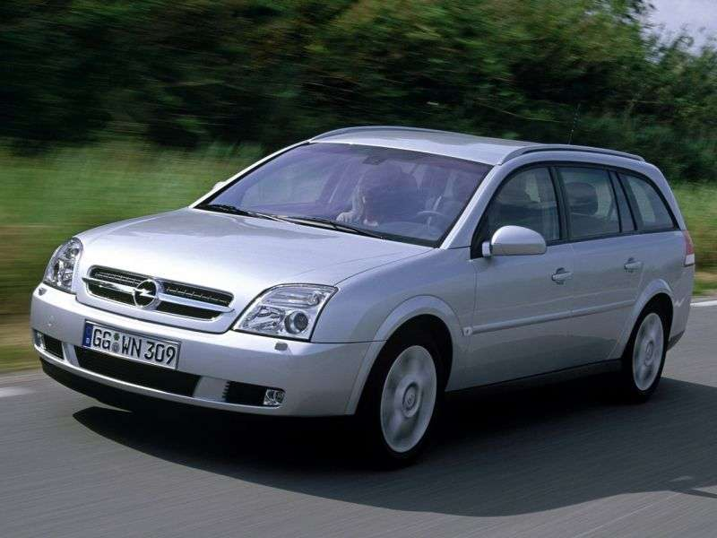 Opel Vectra Universal 2.0 Turbo MT (2003–2005)