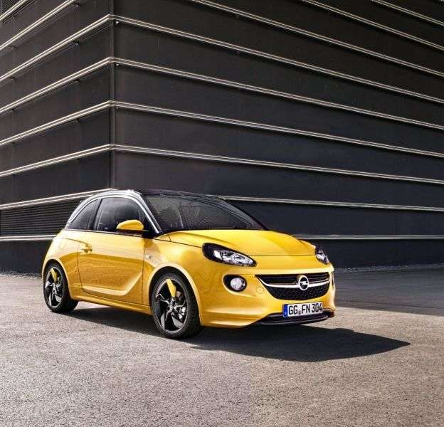 Opel Adam 1st generation 1.4 MT hatchback (2012 – n.)