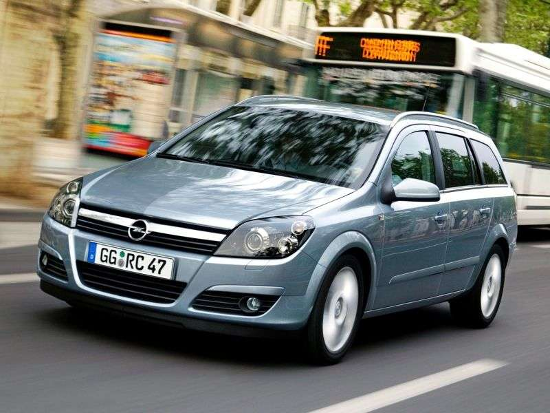 Opel Astra Universal 1.8 MT (2005–2007)